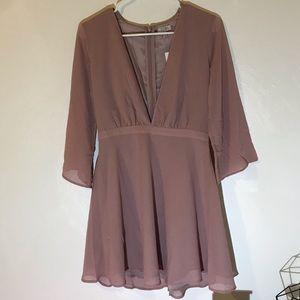 NWT Mauve Tobi Dress